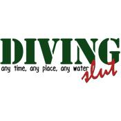 Diving Slut