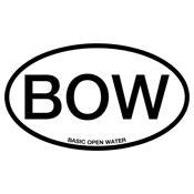 BOW Oval