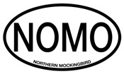NOMO Northern Mockingbird Alpha Code