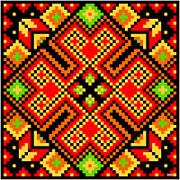 Ukrainian Folk Design 4