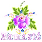 Namaste' Purple Bouquet