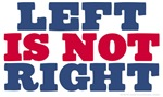 Left is not Right