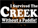 I Survived The Creek