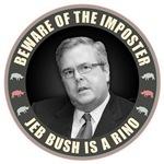 Jeb Bush Is A RINO