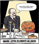 Hannibal's Halloween