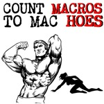 Count Macros To Mac Hoes
