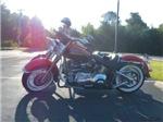 H3142 Motorcycle Watercolor
