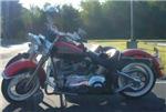 H3143 Motorcycle Watercolor