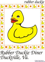 Rubber Duckie Diner