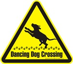 Dancing Dog Crossing