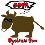 Dyslexic Cow
