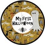 My First Halloween Milestone