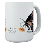 Big Butterflies! (large mugs)