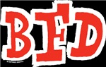 BFD (red & white letters)