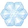 Flurry Snowflake II