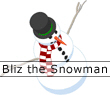 Bliz the Snowman