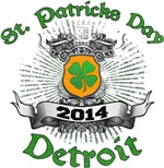 St. Patrick's Day Detroit