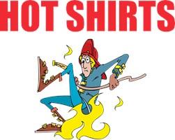 Hot Shirts!