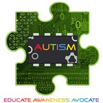 Autism Awareness - Jigsaw Chip