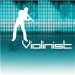 Music Disco Violinist