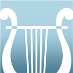 Lyre Symbol Icon