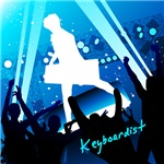 Keyboardist Stage Spotlight