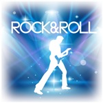 Rock & Roll Sparkle Spotlight