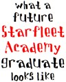 future starfleet academy graduate