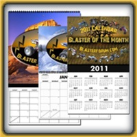 Blasterforum Calendars