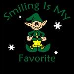 Smiling Is My Favorite Elf