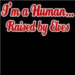 Human Raised By Elves