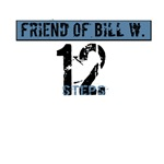 Friend of Bill W Shirts