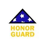 HONOR GUARD FLAG