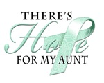 There's Hope for Ovarian Cancer Aunt