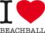 I LOVE BEACHBALL