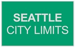 Seattle City Limits