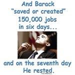 Obama rested