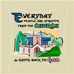 Straying From Church