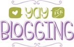 Yay for Blogging