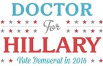 Doctor for Hillary