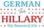 German for Hillary