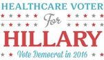 Healthcare Voter for Hillary