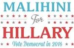 Malihini for Hillary