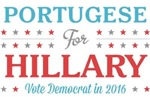Portugese for Hillary