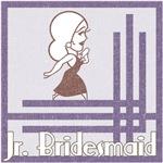 Junior Bridesmaid (Art Deco)