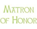 Sherbet Matron of Honor