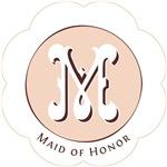 Vintage Market Maid of Honor