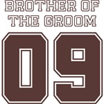 Uniform Brother of the Groom 09 T-Shirts