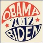 Vintage Obama Biden 2012 Shirts