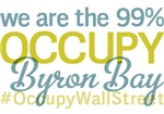 Occupy Byron Bay T-Shirts